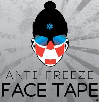 Anti-Freeze Face Tape