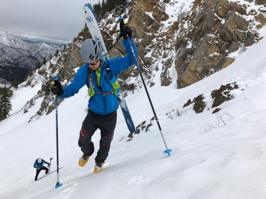 The Runner's Transition to Ski Mountaineering