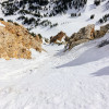 Skiing the Wasatch in May