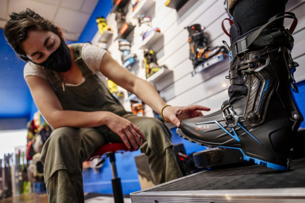 Bootfitting for the Backcountry