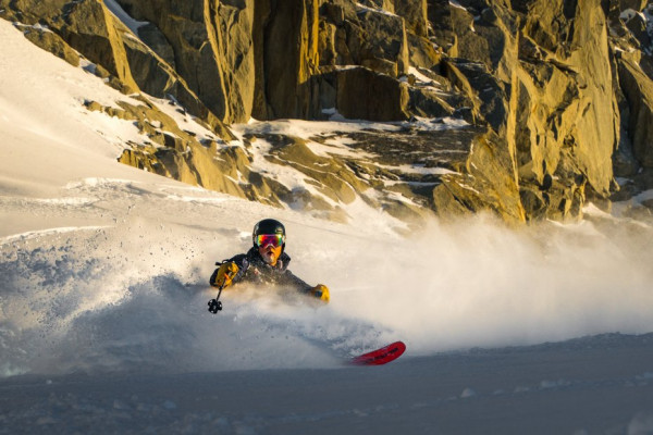 Locked Heels: A Tele Skier's Foray into AT Gear