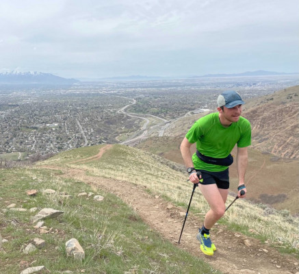 Trail Running with Poles?