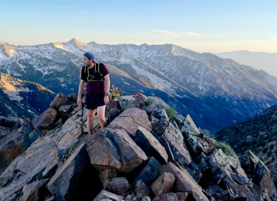Jeremy's Jaunts: South Ridge of Superior