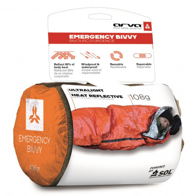 ARVA Emergency Bivvy