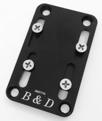 B&D Adjustment Plates