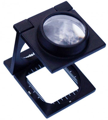 Brooks-Range Folding Magnifier
