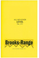 Brooks-Range Field Book #311