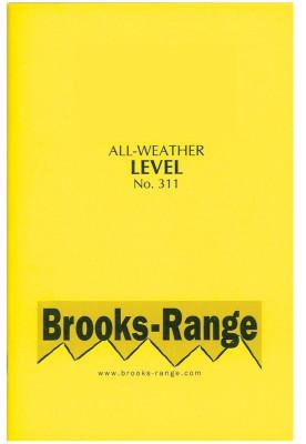 Brooks-Range Field Book #311