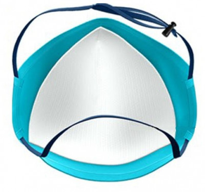 Crazy Idea Sport Mask Light