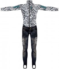 Crazy Idea Skinny Suit