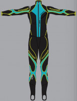 Crazy Idea NRG Suit - Women