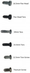 Dynafit Binding Screws
