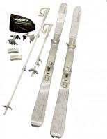 Elan Ibex Tactix Carbon Ski Set