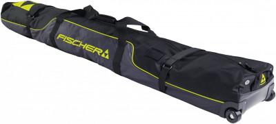 Fischer Skicase 2 Pair Wheeled Ski Bag