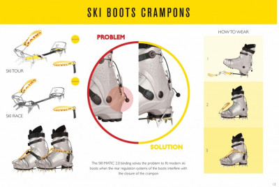 Grivel SkiMatic 2.0 Race Crampons