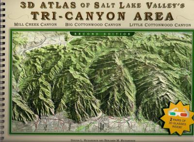 3D Tri-Canyon Atlas