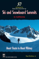 50 Classic Ski Summits in California