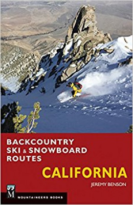 Backcountry Ski & Snowboard Routes - California