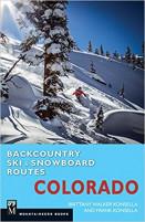 Backcountry Ski & Snowboard Routes - Colorado