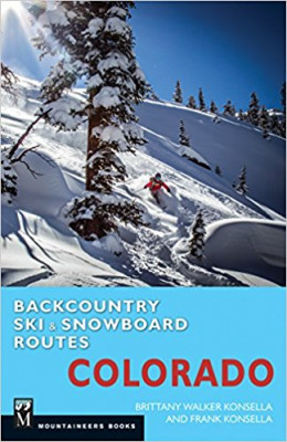 Backcountry Ski & Snowboard Routes - Colorado