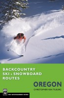 Backcountry Ski & Snowboard Routes - Oregon