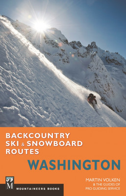 Backcountry Ski & Snowboard Routes - Washington