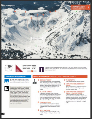 Beacon Off-Piste Ski Atlases