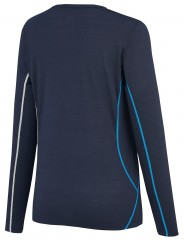 Millet Trilogy Wool TS LS - Women