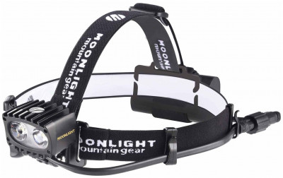 Moonlight Bright As Day 2000 Headlamp