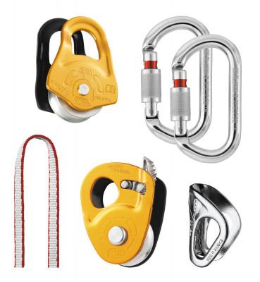 Petzl Crevasse Rescue Kit