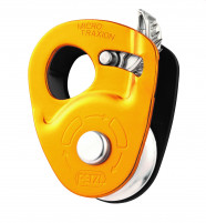 Petzl Micro Traxion Pulley