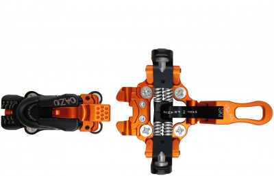 Plum Oazo 8 Binding