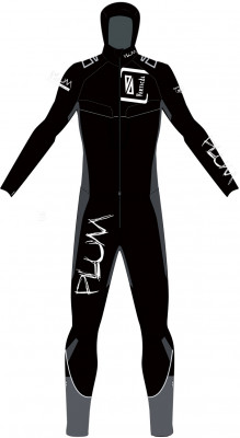 Plum Ninja Suit