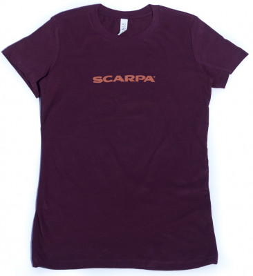 SCARPA Logo T-Shirt - Women