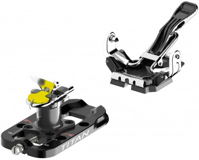 Ski Trab Titan Vario Adjustable Binding