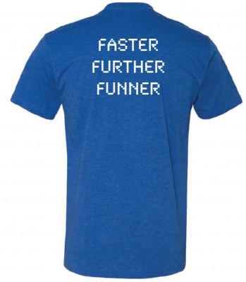 Skimo Faster Further Funner Shirt