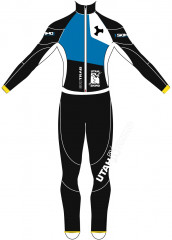 Utah Skimo Race Suit