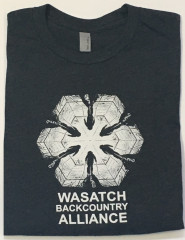 Wasatch Backcountry Alliance T-shirt
