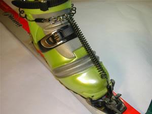 B Amp D Ski Leashes
