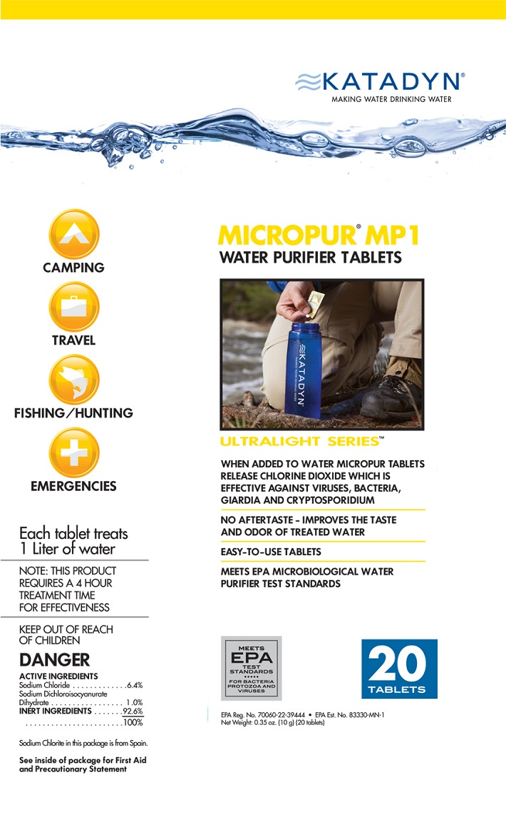 QuikVid - Katadyn Micropur water purification tablets ...